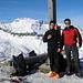 Gipfel vom Hüenerchopf 2171m