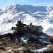 Gipfel des Madchopf 2236m