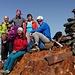 Gipfelfoto - super war's, danke Euch allen!