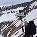In der Portiţa Viştei (2310m).