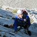 Kritisches Begutachten der Kletterperformance von [u Alpinos]M