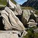Am Aufstieg zur Capanna Cristallina - ein geologisches Eldorado