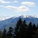 Die Viertausender im Wallis.