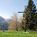 Gipfelkreuz bei P.1164