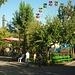 Երևան (Ere͡wan):<br />Unterwegs im Stadtpark Հաղթանակ Զբոսայգի (Haġt'anak Ĵbosaygi).