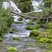 Am Beginn des Wasserfallweges