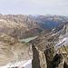 Auf dem Gletschhorn, mit Blick auf den göscheneralpsee