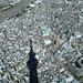 Schattenwurf des Tokyo Skytree