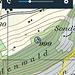 Kontrolle mit der Swiss-Map-App: Ja, ich bin auf P. 999.