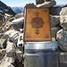 Old style: Neues Gipfelbuch auf dem Öhrli