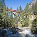 Schnappschuss beim nächsten Viadukt