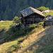 alte  Hütte  beim Schalachra