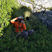 Sogar der Making-Off Fotograf (ich) wird Fotografiert von Pascal :-)