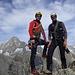 Gipfelphoto auf dem Wiwannihorn 3007m