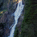 Die höchste Fallstufe mit 145 Meter höhe