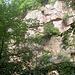 """Kaum ist man an einem """"Naturschutzgebiet""""-Schild vorbei, steht man auch schon vor der Wand"""