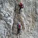 Ohne Leitern kann da nicht mal mehr unser Messner-Yeti herumkraxeln