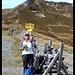 Oberer Gernkogel vom Rohrertörl am Pinzgauer Spaziergang, Kitzbühler Alpen, Österreich
