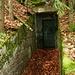 Sperre Rossmatte, Eingang zum Felsenwerk West