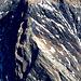 Bunte Felsen unterhalb von Piz Dado und Stoc Grond.