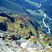 Der Herbst hält Einzug ins Maderanertal. 2000 Meter tiefer, die Alp Guferen!