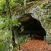Grotte aux Fées.