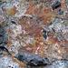 farbenprächtige Gesteinsschichten
