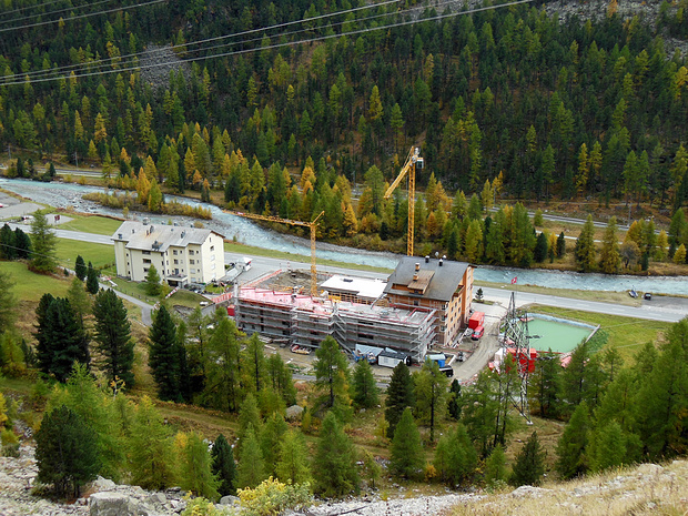 Klettersteig La Resgia : Pontresina resgia 1828m u2013 tourenberichte und fotos [hikr.org]