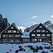 Berggasthaus Bollenwees im Morgenlicht