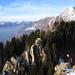Ausblick vom Gipfel des Sassariente (Foto [U sglider])
