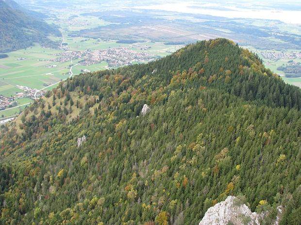 Schnappenberg mit Luchsfallwand [ext.Perspekt.]