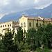 Schloss Trauttmansdorff - früher Ferienschloss der Kaiserin Elisabeth, beherbergt heute das Südtiroler Landesmuseum für Tourismus