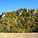 auf den kleinen Felsköpfen sollen im Mittelalter auch kleine Burgen gestanden haben. Links die Burg Wildenstein [http://f.hikr.org/files/1271293.jpg 2xclick]