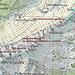 Map vom Chrüzchopf-Federispitz Abschnitt. <br />Meine Empfehlung: Die Tour zu zweit und mit Seil machen. Ein 15m Seil genügt. Es müssen trockene Verhältnisse sein.