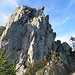 Gipfelaufbau Chli Schijen