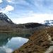 am See entlang zum Piz Chüern