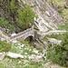 Il ponte tra Malai e Cappellona