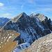 Grabenkarspitze und Östliche Karwendelspitze
