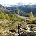 Entriamo in Val Buscagna