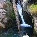 Wunderschön folgt der Aufstieg durch den Bergwald immer in der Nähe des Riu de Pedrosa.