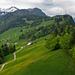 Vom Frühling in den Winter: Mittagplatte, Cyprianspitz, Scamerspitz