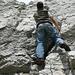 """[u Alpin_Rise] klettert den Boulder """"Döner gehört in die Grundversicherung"""""""