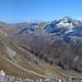 ein tiefer Blick von der Fuorcla Pischa ins Val dal Fain
