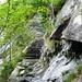 Larecchia - Treppenanlagen so gross wie Häuser