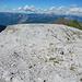 Blick nach Norden zur Roten Wand im Lechquellengebirge