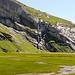 Island??<br />Nein. Wasserfall bei Plaun Segnas Sut