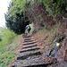 und weitere Treppen