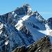Der Gipfel des Hohen Eichhams vom [http://www.hikr.org/tour/post56456.html Ochsenbug] aus gesehen. Von links zieht der Südgrat zum Gipfel.