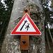 Obacht im Wald!