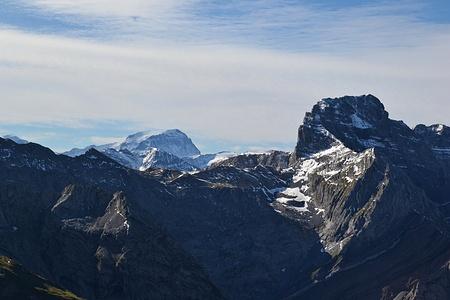 Zwei Kantonshöhepunkte.
